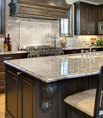 Great prices and professional installation on countertops at Arvid's Interiors in Chehalis.