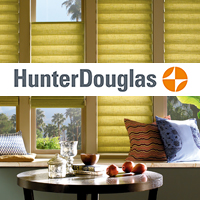 Window Fashions featuring Hunter Douglas