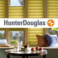 Window Fashions featuring Hunter Douglas