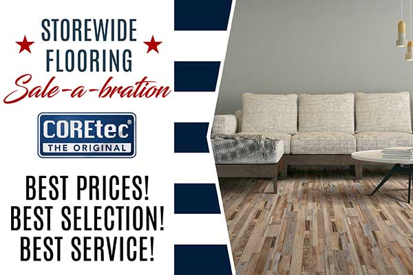 Coretec - Best Prices! Best Selection! Best Service